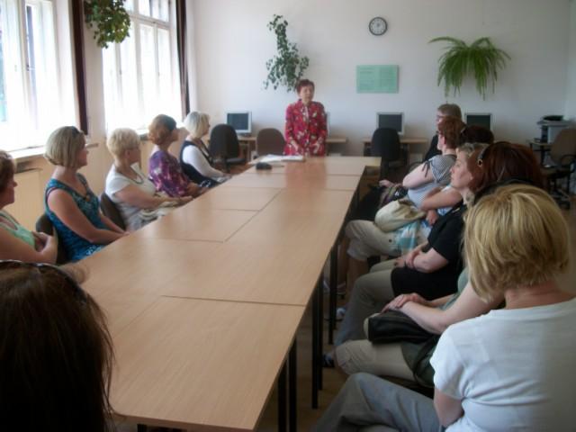 Zdjęcie z artykułu: Spotkanie bibliotekarzy